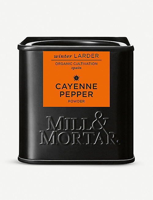 MILL & MORTAR: Cayenne pepper 45g