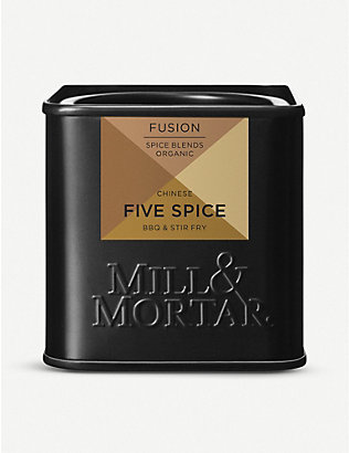 MILL & MORTAR: Chinese five-spice blend 50g