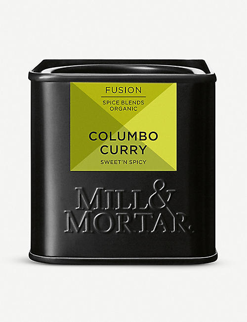 MILL & MORTAR: Colombo curry blend 50g
