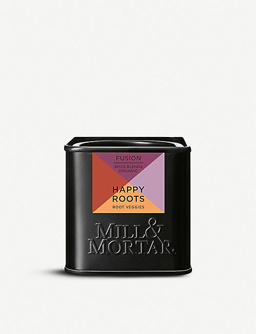 MILL & MORTAR Happy Roots organic spice mix 45g