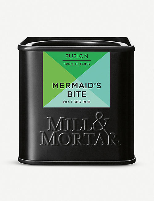 MILL & MORTAR: Mermaid's Bite BBQ rub 50g
