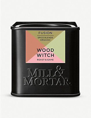 MILL & MORTAR: Wood Witch spice blend 50g