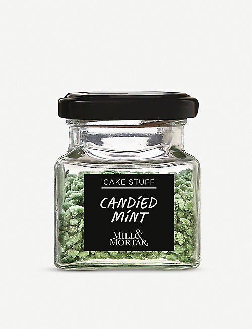 MILL & MORTAR: Candied Mint 40g
