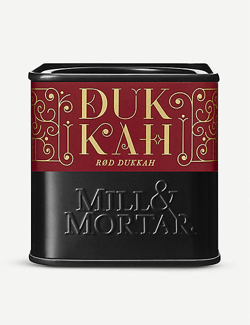 MILL & MORTAR: Red Dukkah 75g