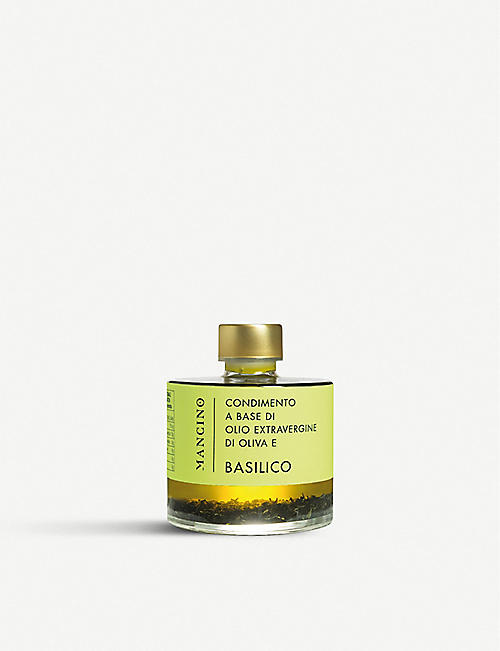 MANCINO: Materia Basil oil condiment 250ml