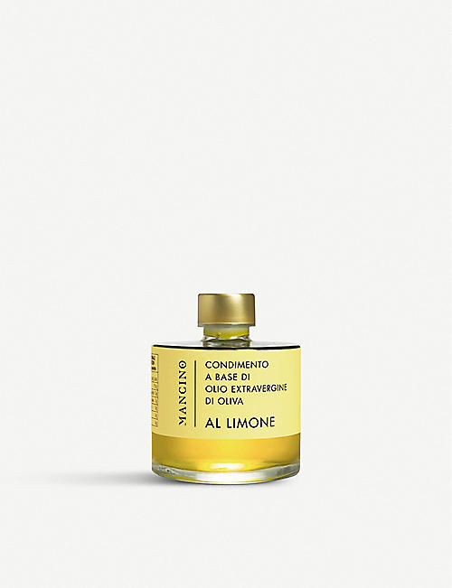 MANCINO: Materia lemon extra virgin olive oil 250ml