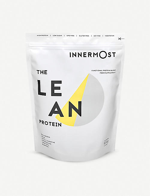 INNERMOST: The Lean whey chocolate protein powder 600g