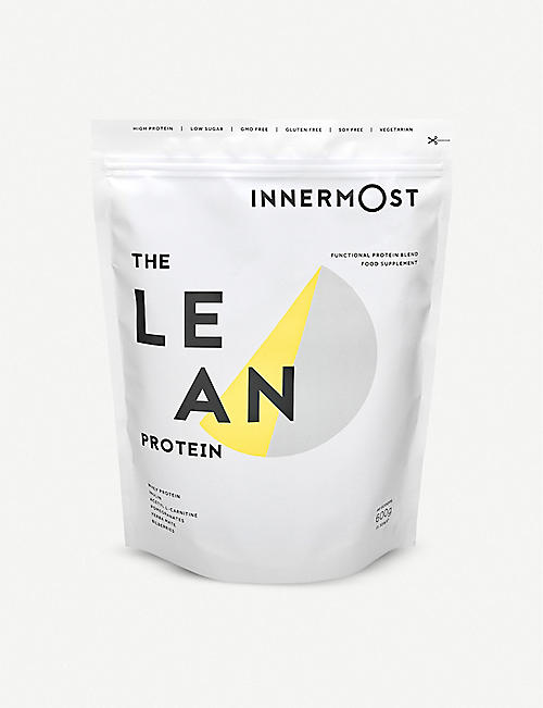 INNERMOST: The Lean whey vanilla protein powder 600g