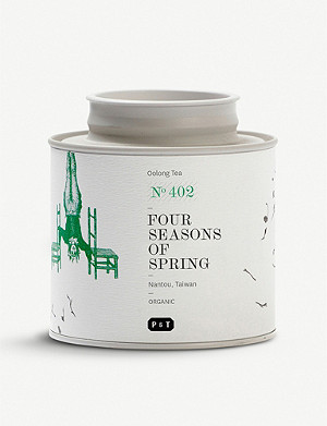 PAPER AND TEA 4 Seasons of Spring Oolong tea caddy 100g