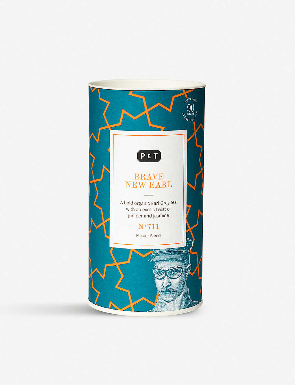 PAPER AND TEA: Brave New Earl blend caddy 90g