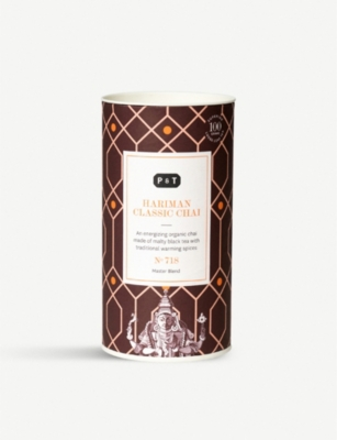 PAPER AND TEA Hariman Classic Chai blend caddy 100g