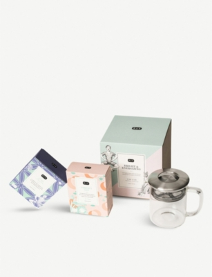 PAPER AND TEA Bright and Energizing gift set
