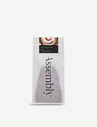 ASSEMBLY COFFEE: House single espresso ground coffee 200g