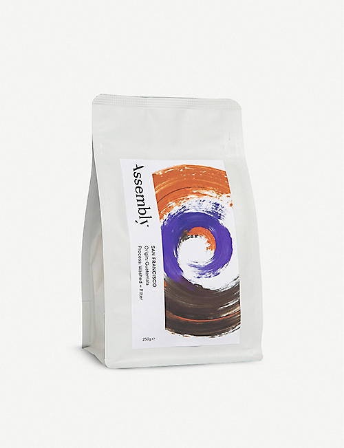 ASSEMBLY COFFEE Guatemala – San Francisco coffee blend 250g