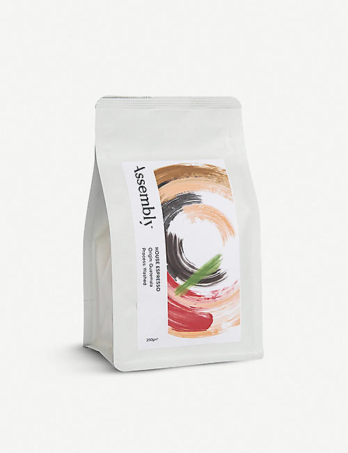 ASSEMBLY COFFEE House espresso coffee blend 250g