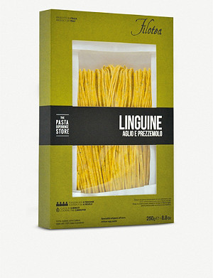 FILOTEA PASTA Garlic & parsley linguine pasta 250g