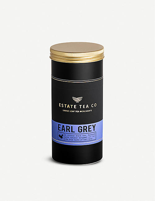 ESTATE TEA CO Earl Grey loose leaf tea 60g