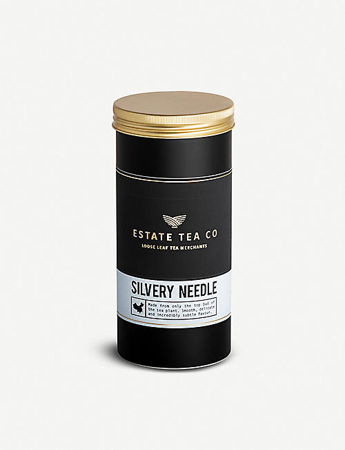 ESTATE TEA CO: Silvery Needle loose leaf tea 20g