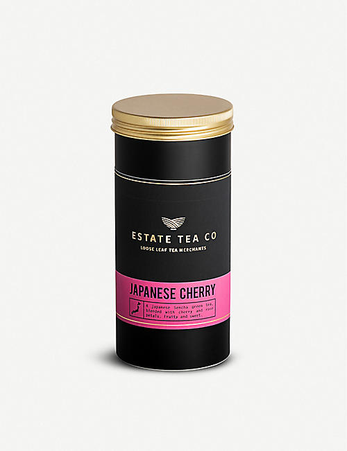 ESTATE TEA CO Japanese Cherry loose leaf tea 50g