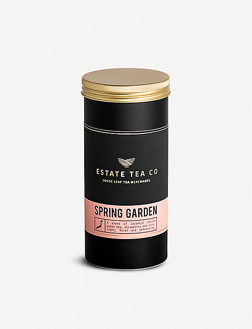 ESTATE TEA CO: Spring Garden loose leaf tea 50g