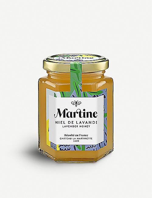 HONEY: Martine lavender honey 250g