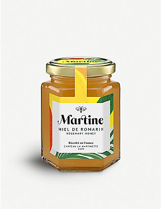 HONEY: Martine Rosemary honey 250g