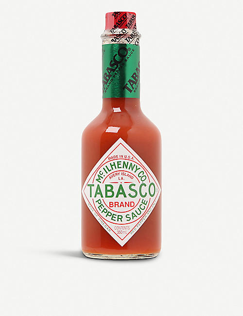 TABASCO: Original Red pepper sauce 350ml