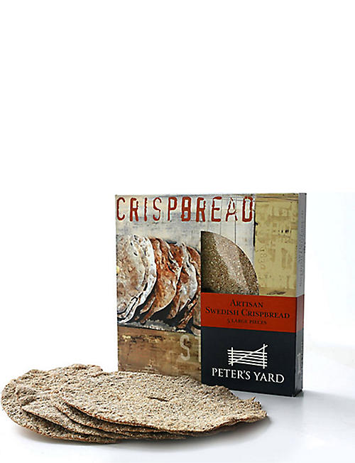 PETER'S YARD: Artisan Swedish crispbread box 350g