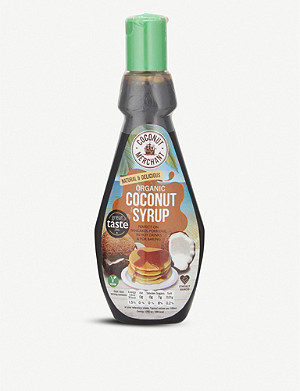 CONDIMENTS & PRESERVES Coconut merchant coconut syrup 250g