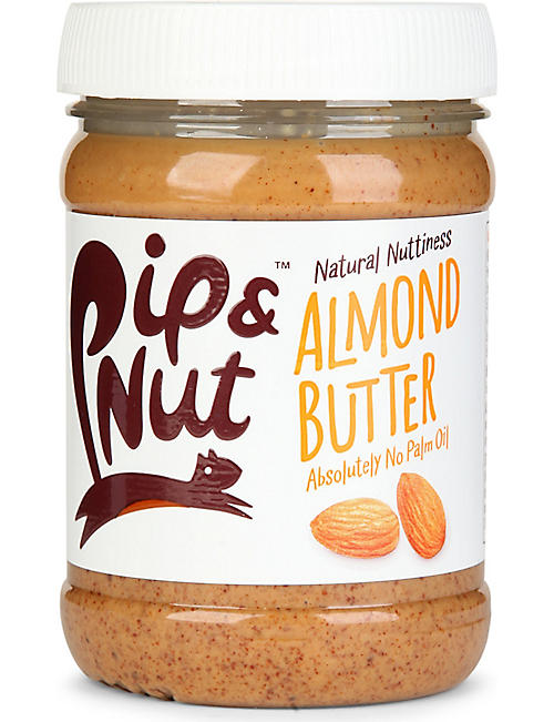 CONDIMENTS & PRESERVES: Almond butter jar 250g