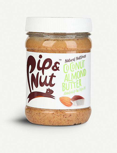 CONDIMENTS & PRESERVES: Coconut almond butter jar 225g