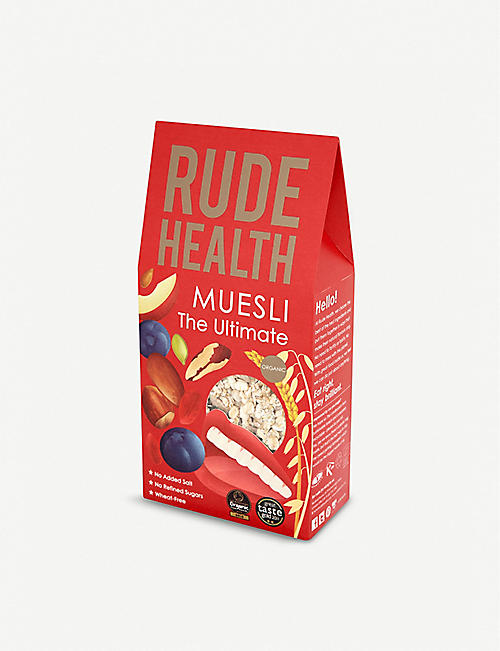 RUDE HEALTH: The Ultimate Muesli 500g