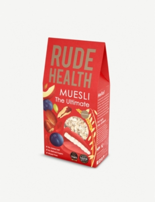 RUDE HEALTH The Ultimate Muesli 500g