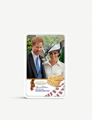 WALKERS Harry & Meghan limited edition shortbread biscuits 250g