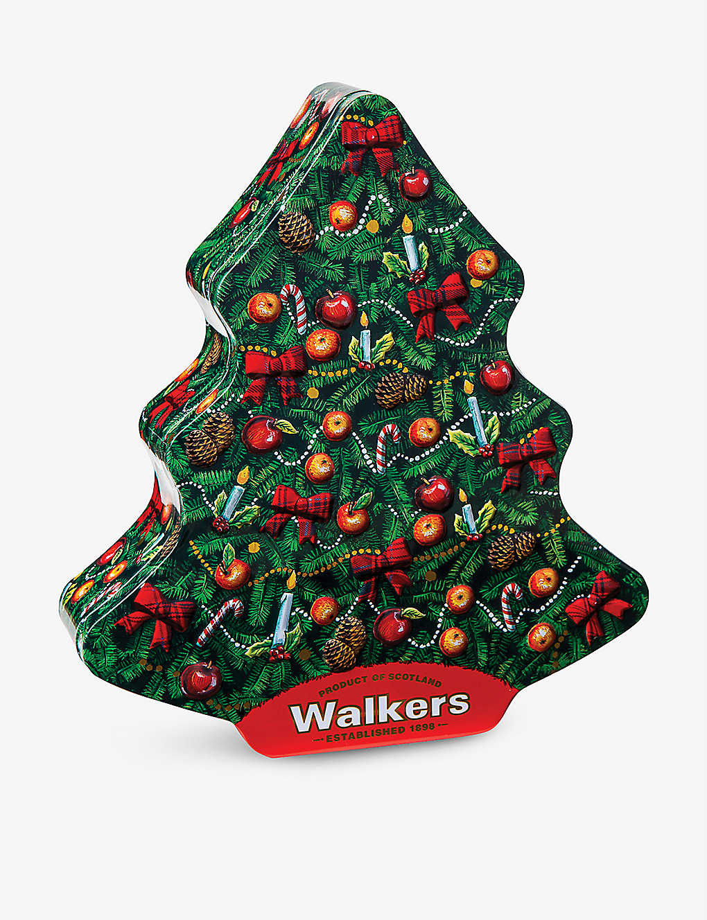 Walkers Shortbread Christmas Trees 225g Selfridges Com