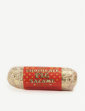 SEGGIANO Chocolate fig salame 180g