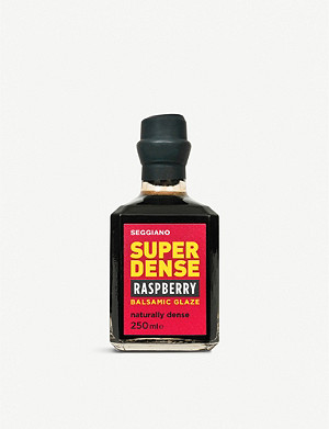 SEGGIANO Super Dense raspberry balsamic glaze 250ml