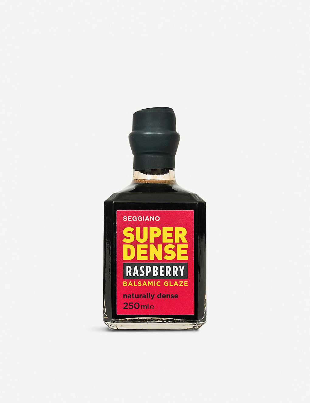 SEGGIANO: Super Dense raspberry balsamic glaze 250ml