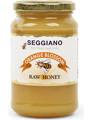 SEGGIANO: Sicilian orange blossom honey 500g