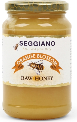 SEGGIANO Sicilian orange blossom honey 500g