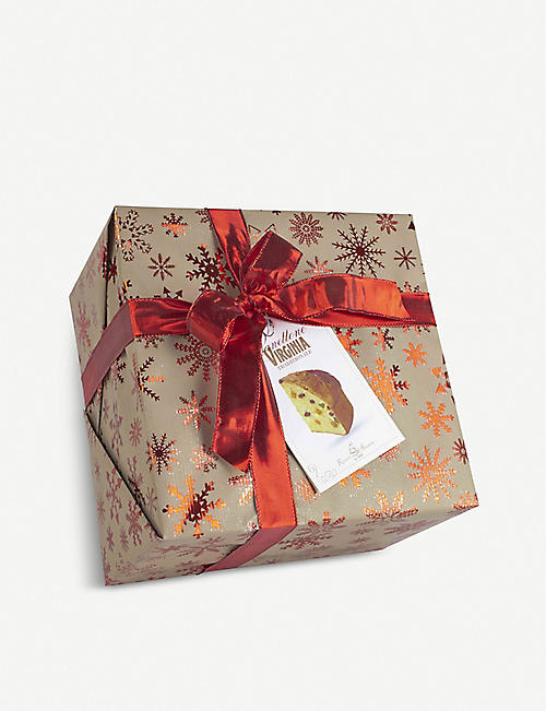 CHRISTMAS: Traditional panettone box 750g