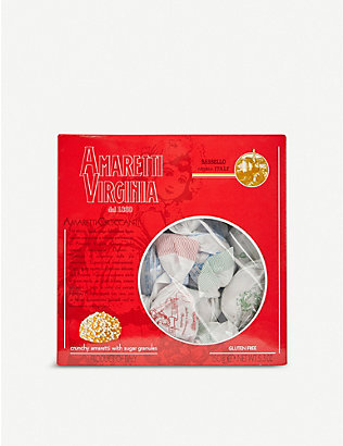 CHRISTMAS: Amaretti Virginia assorted biscuits 150g