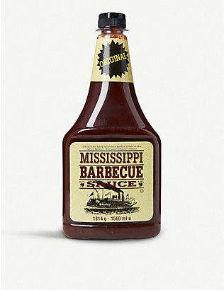 CONDIMENTS & PRESERVES: Original barbecue sauce 1560ml