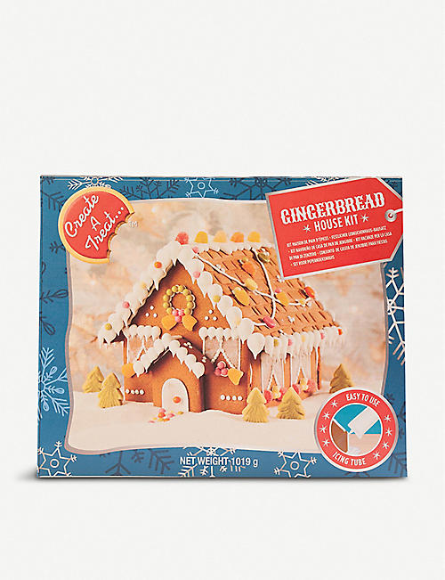 CREATE A TREAT Create A Treat Gingerbread House kit 1kg