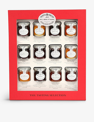 TIPTREE Jam Tasting selection pack of 12 x 42g
