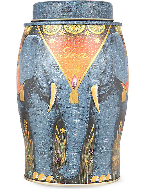 WILLIAMSON TEA Our Special Elephant tea caddy 260g