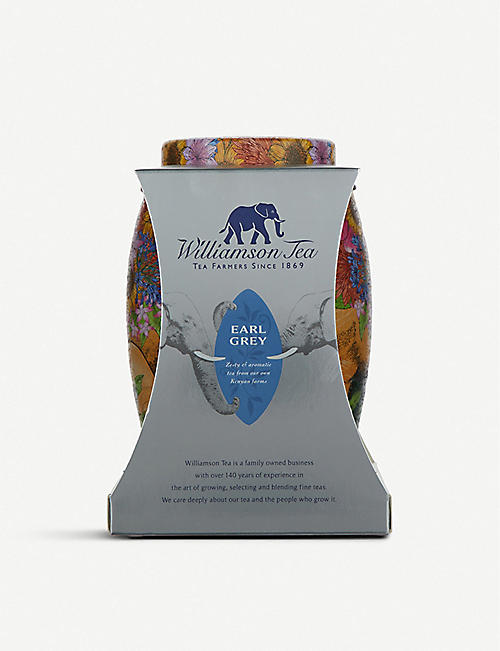 WILLIAMSON TEA Reap What You Sow Earl Grey tea bags (box of 40)