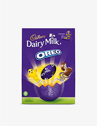 CADBURY: Dairy Milk Oreo East egg 278g