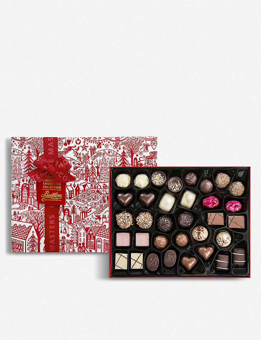 BUTLERS: Signature chocolate assortment 500g