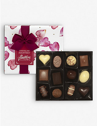 BUTLERS: Spring Petal assorted chocolates box of 24